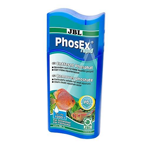 JBL- Ex Rapid Phosphatentferner Aquarien, Algenkontrolle 250ml (37,96 €/L)