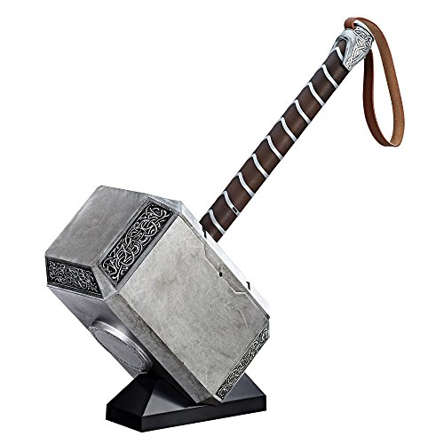 The Avengers Marvel Legends Serie Martillo Mjolnir electró