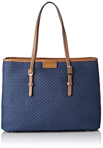 Mac Douglas femme Everton Paloma M Sac porte epaule Bleu (Tresse Bleu Jean)
