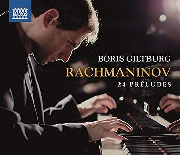 Rachmaninoff: 24 Préludes