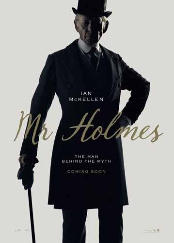 ポスター/スチール写真 A4 パターンA 「Mr. ホームズ 名探偵最後の事件」光沢プリント
