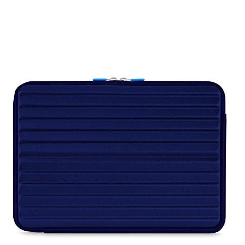 Belkin Neoprene Sleeve Schützhülle mit Standfunktion (fürmicrosoft Surface Pro 10 Zoll) blau