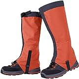 Macabolo, 1 paio di ghette traspiranti per scarponi da neve, impermeabili,...