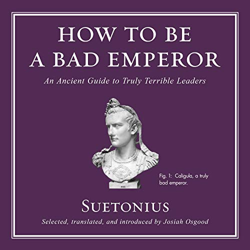 How to Be a Bad Emperor Titelbild