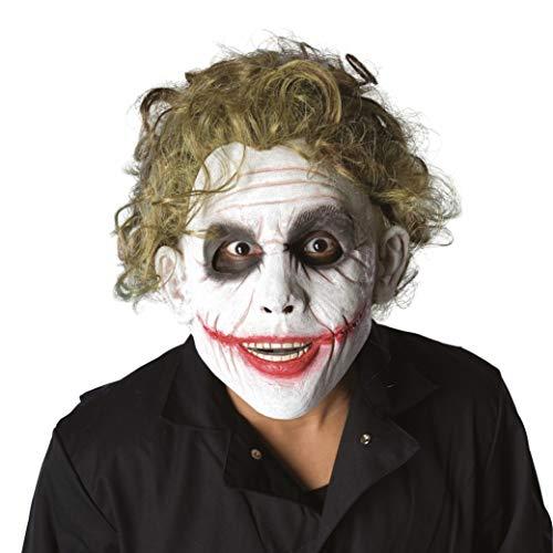 Batman The Dark Knight Joker Wig, Blonde, One Size