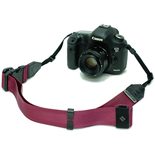 diagnl カメラストラップ Ninja Strap テープ幅 38mm Wine 513936