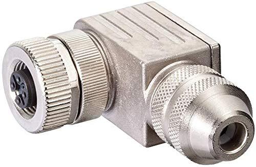 Murrelektronik stay connected 7000-13441-0000000 M12 Buchse gew. geschirmt selbstanschließbar Schraubklemme