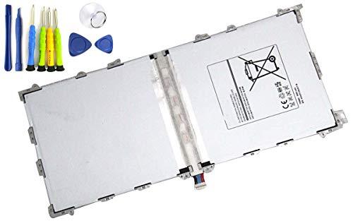 9500mAh T9500E Tablet Batteria per Samsung Galaxy Note Pro 12.2'SM-P900 SM-P901 SM-P902 SM-P905 P905M P905V SM-P907 P907A SM-P9000 SM-P9010 SM-T900 SM-T901 SM-T905 T9500C T9500U GH43-03980A with Tools