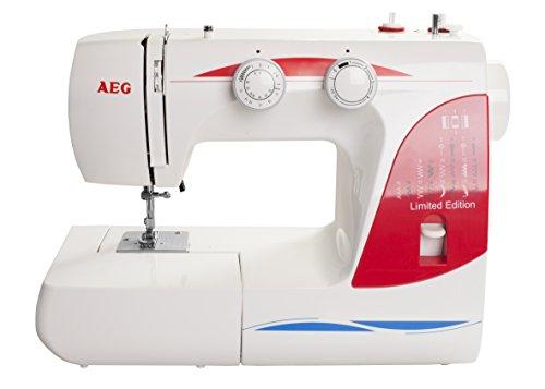 AEG Máquina de Coser 124, 24