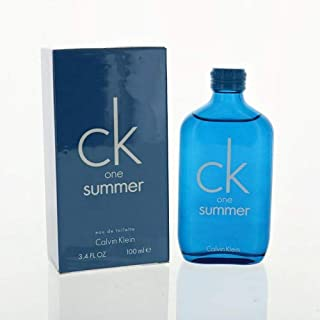 Calvin Klein CK One Summer 2018 100ml Eau De Toilette, 0.5 Kilograms