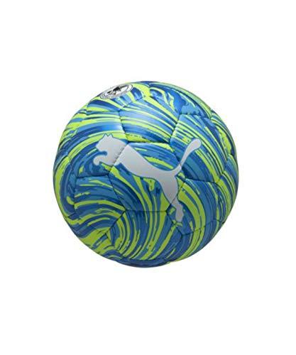 [プーマ] サッカーボール 4号 検定球 プーマショックボールSC 手縫い 083613-01 4G 01BLYE 4号
