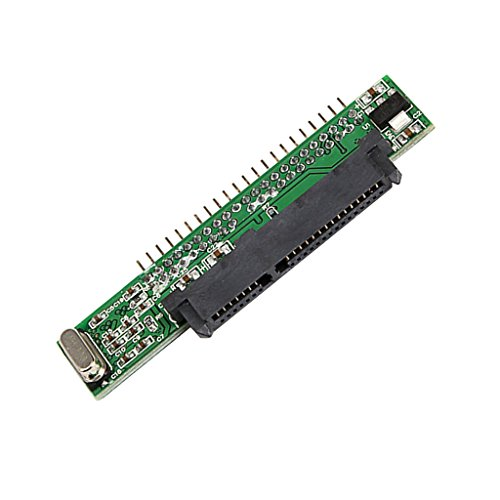 D DOLITY Adaptador SATA a 44Pin IDE Pata Adaptador convertidor Corriente Serial ATA 1.0especificaciones
