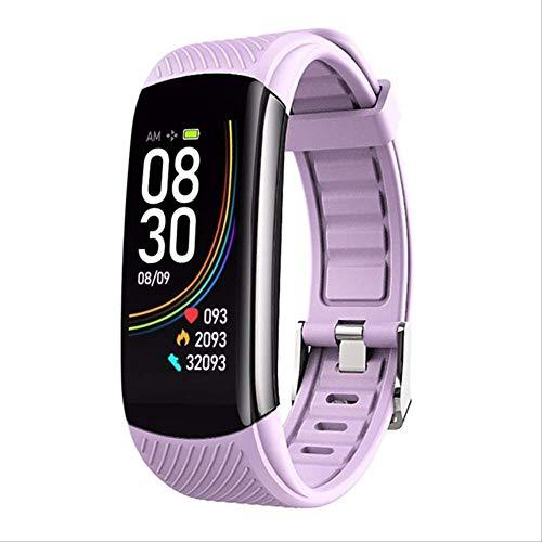 Fitness Tracker Slimme polsband HR-monitor Slimme armband Bloeddrukmeting Stappenteller Sport Waterdichte klok Heren Dames