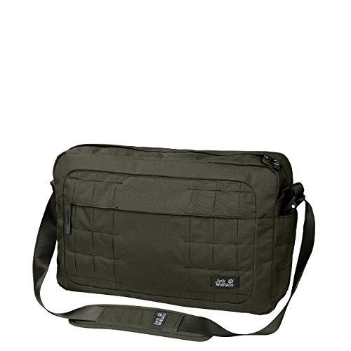 Jack Wolfskin Trt Ride Bag Fahrradtasche, Dark Green, ONE Size