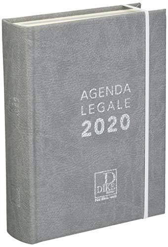 Agenda legale d'udienza 2020. Ediz. grigia