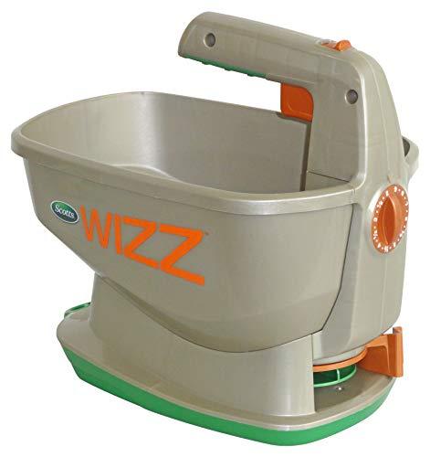 スコッツ 電動(電池)式肥料散布機 WIZZエッジガードハンディスプレッター SEG-380DH