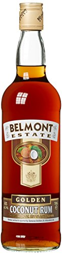 Belmont Estate gold Coconut Rum, 1er Pack (1 x 700 ml)