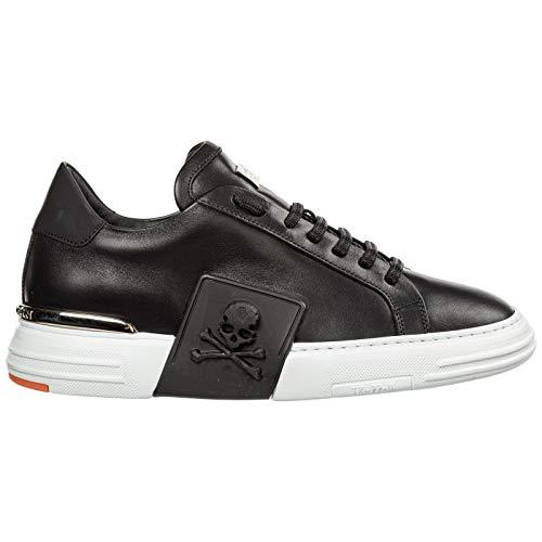 Philipp Plein Herren Sneaker Nero 44 EU