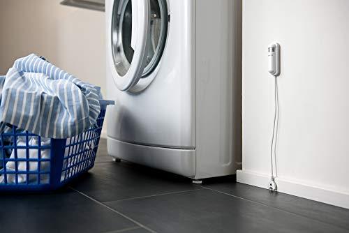 devolo Home Control Wassermelder-Paket (Smarthome Einsteigerpaket, Z-Wave, Haussteuerung per iOS/Android App, einfache Installation, enthält: Zentrale, Alarmsirene und Wassermelder) weiß - 5