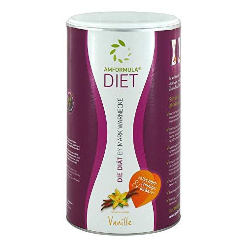 AMFORMULA Diet Vanille Pulver 490 g