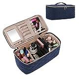 BAGSMART Makeup Bag Cosmetic Bag