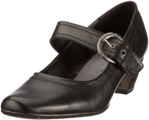 Jana Fashion 8-8-24300-28, Damen Halbschuhe, Schwarz (Black 001), EU 40.5 (UK 7) (US 7)