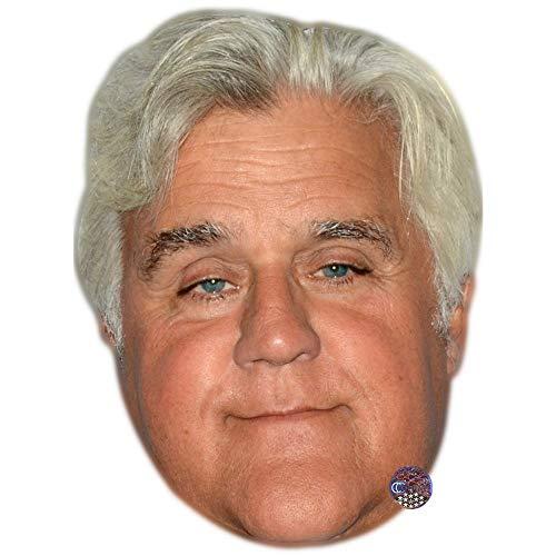 Celebrity Cutouts Jay Leno Big Head. Larger Than Life mask.