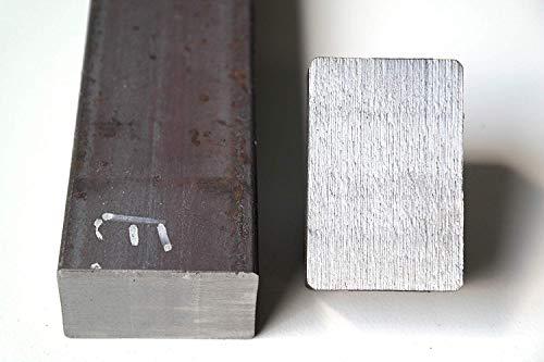 Flachstahl 42CrMo4 +QT vergütet 1.7225 EN10058 EN10083-1+3 gewalzt 60x40x500