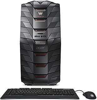 Acer Predator Desktop Intel 4.20 GHz 16GB Ram 1TB HDD 256GB SSD Windows 10 (Renewed)