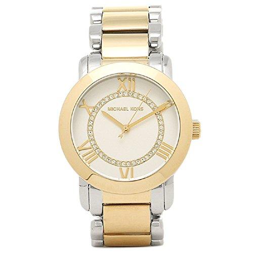 Michael Kors Women's Janey Two Tone Stainless Steel Watch MK3531