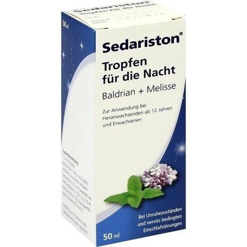 Sedariston Tropfen Für die Nacht 50 ml