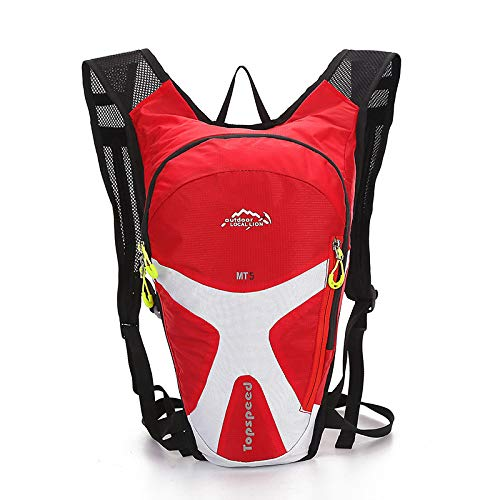 CMZ Riding Backpack Travel Outdoor Bicycle Backpack 5L Mountain Bike Riding Backpack Adventure Climbing Equipment Supplies