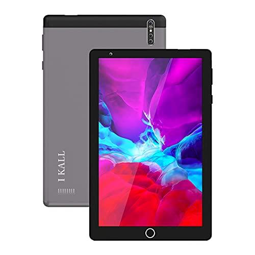 I KALL N16 3G Calling Tablet (8 Inch HD Display, 2GB, 16GB, Dual Sim) (Grey)