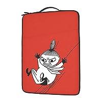 Pcバッグ タブレットケース Ipad バッグ ムーミン パソコンケース 13インチ 14インチ 15.6インチ Pcケース タブレットバッグ パソコンバッグ 保護 ソフト カバー ポーチ 収納バッグ 実用 アクセサリー おしゃれ 軽量 衝撃吸収 タブレットpcケース 14 Inch