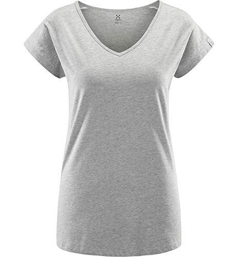 Haglöfs dames vrouwen functioneel shirt Camp Tee onderhemd