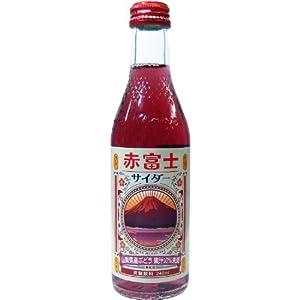 木村飲料 赤富士サイダー 240ml×20本