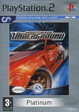 Need For Speed Underground -Platinum-
