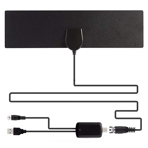 Yuui HDTV Cable Antenna 4K Indoor HD Antenna for Digital TV...