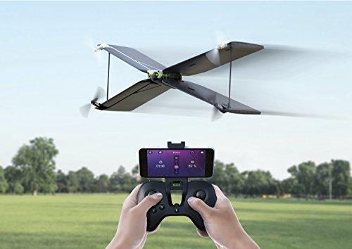 Parrot 3520410038808 Minidrone Swing mit Flypad, schwarz