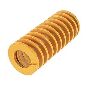 sourcingmap 70 mm x 30 mm x 16 mm métal Die Section tubulaire à ressort de Compression