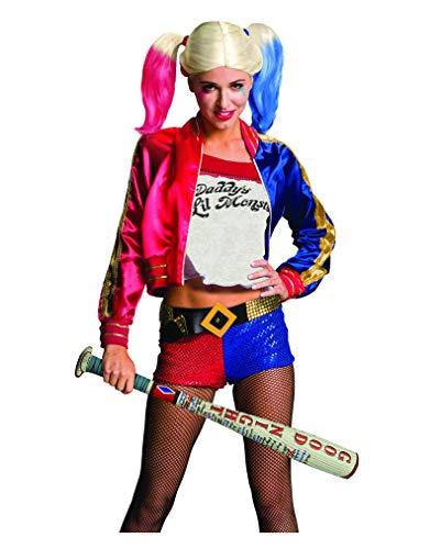 Harley Quinn bate de béisbol