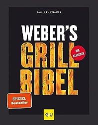 Buchtipp Und Geschenkidee Zur Grillparty Weber S Grill Bibel