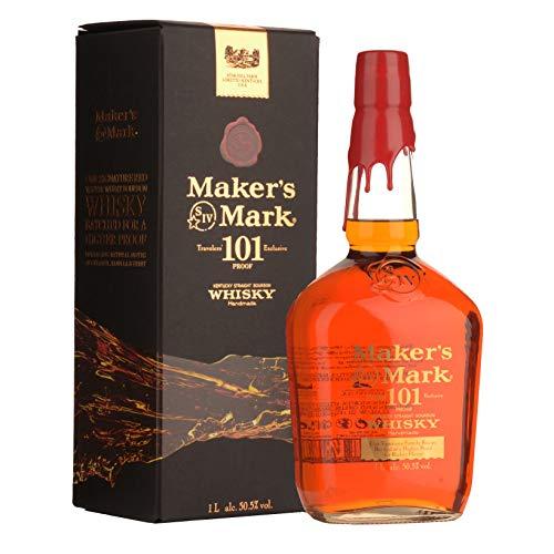 Makers Mark 101, Bourbon 50,5% 1,0 Liter