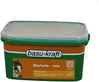 EUR 4,65//kg 100/% reine Bierhefe unextrahiert Unterstützung der Darmflora 3 KG