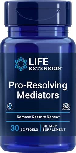 Life Extension Pro-Resolving Mediators, 30 Count...