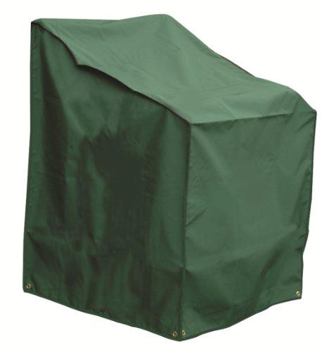 Bosmere C640 Housse de Chaise d'extérieur résistante aux intempéries Vert 90 x 90 x 90 cm