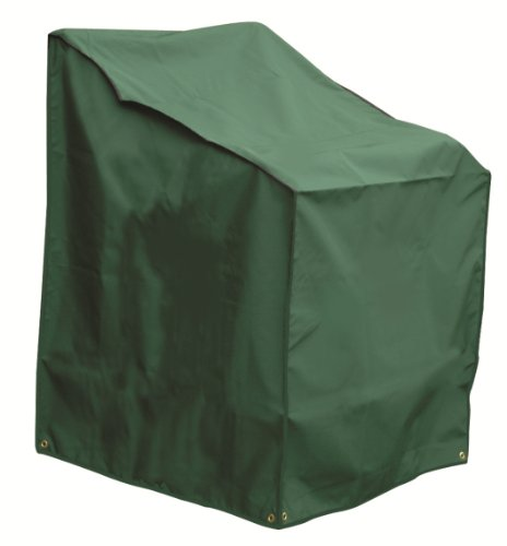 Bosmere C640 Weatherproof Outdoor Chair Cover, 38' L x 36' W x 36' H, Green