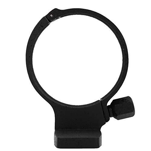 Soporte para trípode de lente, construcción ligera de aleación de aluminio, fácil de instalar, compatibilidad fuerte para lente N- 80-200 mm F2.8 AFS