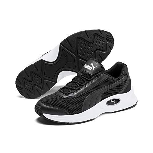 Puma Nucleus Sneaker Unisex-Erwachsene, Mehrfarbig (Puma Black-Puma Black), 37.5 EU