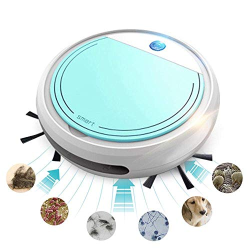 Learn More About 3 in 1 Robot Vacuum Cleaner, Automatic Smart Robotic Mopping Cleaner, 3200pa Vacuum...